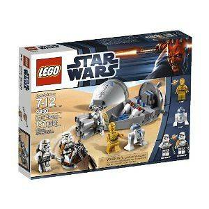 Star Wars Droid Escape 9490 Starwars Legos Building Kit Set Toy NEW