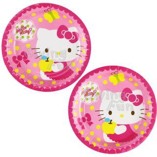 hello kitty plates in Home & Garden