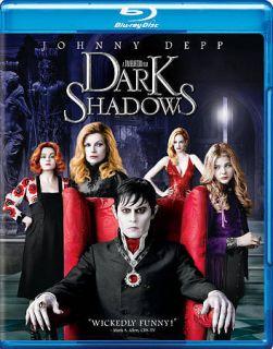Dark Shadows (Blu ray Disc, 2012)