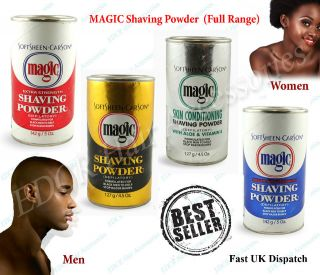 Pond S Magic Powder