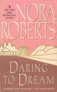 to Dream (Dream Trilogy, Book 1) by Nora Roberts (1996, Paperback