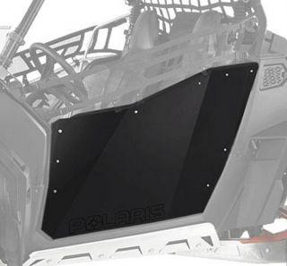 & 2012 Polaris RZR S RZR XP 570 800 900 Black Powder Coat Doors Kit