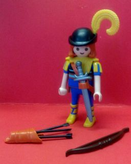 PLAYMOBIL ROBIN HOOD WITH BOW AND ARROWS