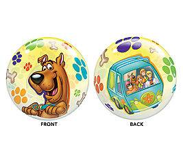 Scooby Doo Mystery Machine Bubbles Party Balloon Ball