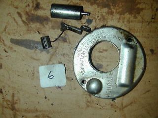 Vintage Jacobsen Briggs &Stratton 3HP #92508 Push Mower Points