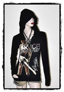 Bruce Springsteen Metal Rock DIY Slim Fit Hoodie Top