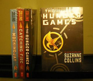 catching fire paperback in Books