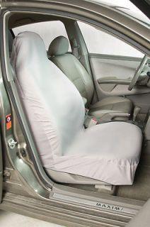 Bergan Front Seat Protector Bucket Cover Gray Car Van Truck Auto Pet