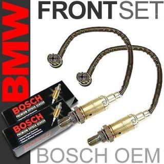 Oxygen Sensor Front/Upstream/Pre Cat Genuine Bosch with OEM Plug O2 02