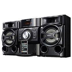 Sony MHC EC69i Home Theater System iPhone dock built in
