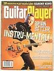 STEVE MILLER David Gilmour SLASH Brian Setzer JEFF BECK Buddy Guy GARY