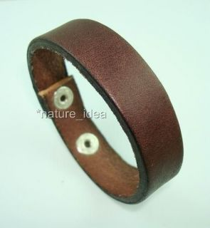 Jewelry & Watches  Mens Jewelry  Bracelets  Leather