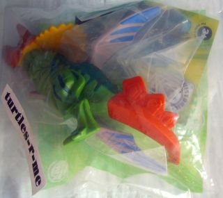 Burger King MIP Prehistoric Pets XTRACTAURS HYBRID Dinosaur DINO Rare