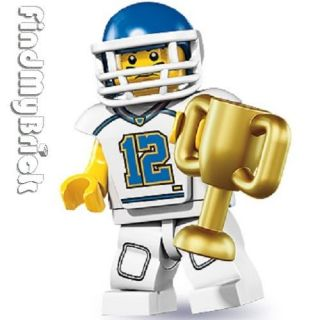 lego football player in Building Toys
