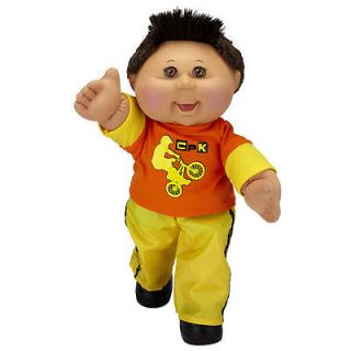 Cabbage Patch Kids Toddler Doll Hispanic Boy   Brunette   Extreme