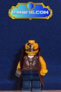 Custom LEGO minifig The Dark Knight Rises  Bane #180C