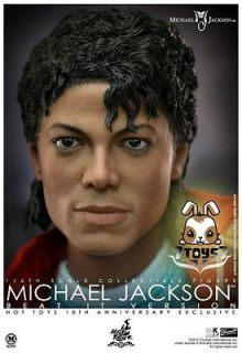 Hot Toys 1/6 10th Anniversary Ltd.Ed. Michael Jackson Beat It _ EMS