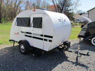 Serro Scotty Lite   Lightweight Teardrop Camper, w/ AC   Kerola #12034