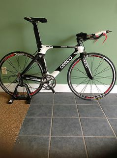 CEEPO STINGER TRIATHLON TIME TRIAL BIKE CARBON