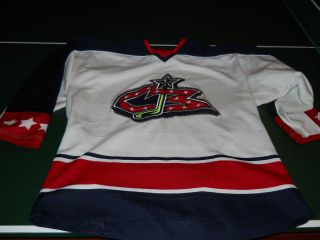 columbus blue jackets jersey in Fan Apparel & Souvenirs