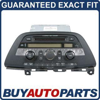 OEM RADIO / CD PLAYER CHANGER FOR HONDA ODYSSEY (Fits Honda Odyssey