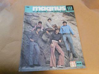Magnus Chord 12   16 Organ Book No. 46 The Osmonds
