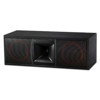 Cerwin Vega XLS 6C 6.5 Center Channel Speaker 125W NEW