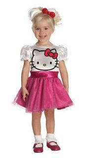 Toddler Hello Kitty Tutu Girls Halloween Costume
