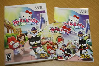 hello kitty wii in Video Games