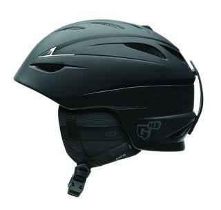 Giro G10 Matte Black Ski Snowboard Helmet Snow Adult