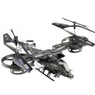 AVATAR 2.4GHz 4 Channel RC Remote Control Helicopter Toy w/ Gyro