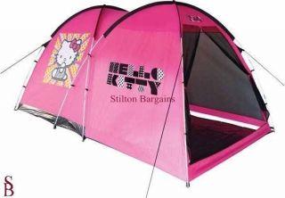 Hello Kitty 3 Man Mega Tent   BNIB