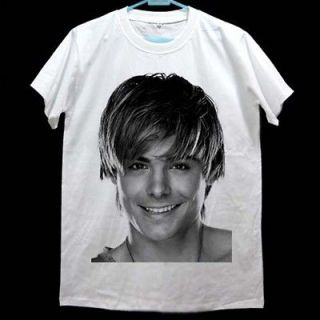 Cute Actor ZAC EFRON Talented Young Man T shirt Size XL
