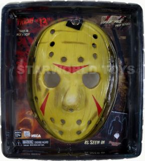 the 13th Part 3 Replica Jason Hockey Mask Prop 11 licensed Voorhees