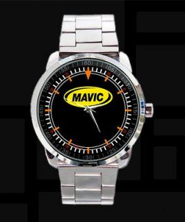 New MAVIC Ksyrium SL Cosmic Carbone Road Bike wheels Wristwatch