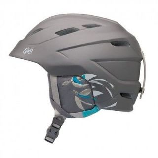 Giro Decade Matte Titanium Bird Helmet Small