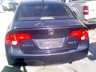 2011 HONDA CIVIC Engine elec (IMA) A12247 (Fits Honda Civic Hybrid