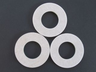 32 Fiber Fibre Washer for Hobart Meat Grinder Mincer Auger 4332