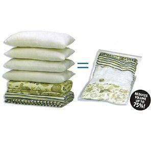 or 20 Piece Large / Jumbo Space Saver Vacuum Seal Storage Bags Combo