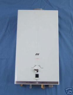 Propane Tankless Hot Water Heater LLC   LPG  Endless Hot Water  12L/M