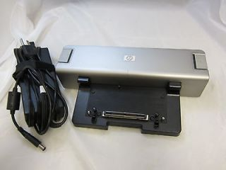 HP Compaq KP080aa HSTNN L09X Docking Station Port Replicator PLUS 120W