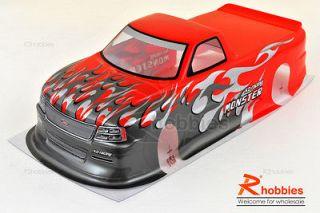 10 Venom T 10 Analog Painted RC R/c On Road Racing Car Truck 195mm