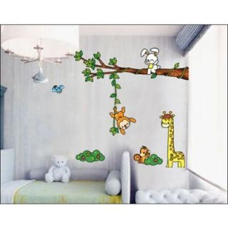 forest wall decal in Decals, Stickers & Vinyl Art