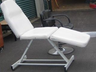 Adjustable Facial Massage Chair Table Hairdressing Salon Tattoo PICK