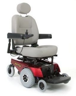 JAZZY Select 7 Electric Wheelchair New In Box Mobility Power Chair