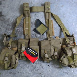 HERO Coyote 1961G Chest Rig navy seals devgru