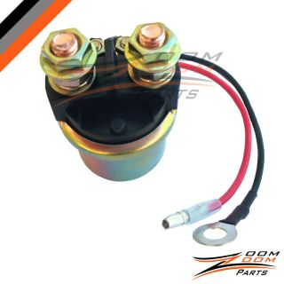 Starter Relay Solenoid Yamaha 25 HP Outboard Boat Motor Engine 1991