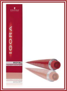 SCHWARZKOPF IGORA ROYAL Creme HAIR COLOR 60 ml