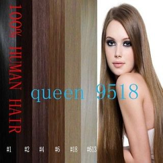real human hair extensions in Womens Hair Extensions