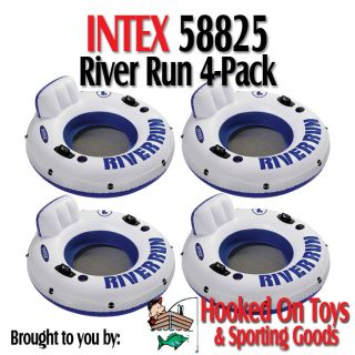 Pack Intex River Run Float Inflatable Tube Raft